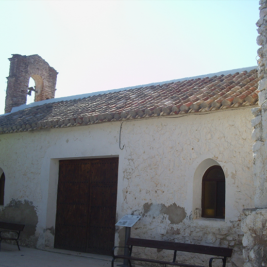Iglesia Lezuza